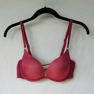 Victoria's Secret | Dark Rose Push-Up Bra